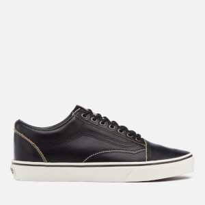 Vans Men's Old Skool Ground Breaker Trainers - Black/Marshmallow