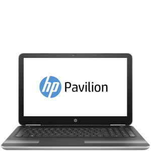 "HP 15-AW010NA 15.6"""" Laptop (AMD A9 9410, 8GB, 2TB, 3.5GHz, Windows 10) - Silver - Manufacturer Refurbished"