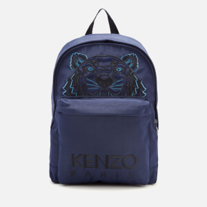 KENZO Men's Icons Rucksack - Navy