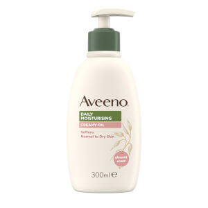 Aveeno Daily Moisturising Creamy Oil 300ml