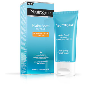 Neutrogena Hydro Boost City Shield SPF Moisturiser