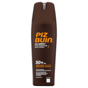Piz Buin Allergy Sun Sensitive Skin Spray - Very High SPF50+ 200 ml