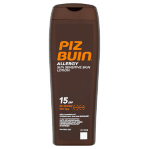 Piz Buin Allergy Sun Sensitive Skin Lotion - Medium SPF15 200 ml