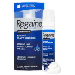 Regaine for Men Extra Strength Hair Regrowth Foam 73ml: Image 2