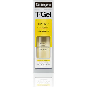 Neutrogena T/Gel Anti-Dandruff Shampoo for Dry Hair 125ml