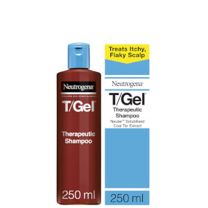 Neutrogena T/Gel Therapeutic Shampoo Treatment for Scalp Psoriasis and Dandruff 250ml