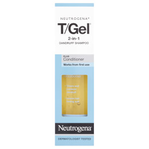 Neutrogena T/Gel 2-in-1 Dandruff Shampoo Plus Conditioner 250ml