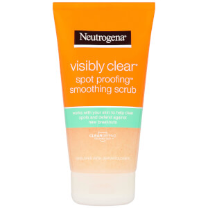 Visibly Clear® Spot Proofing Smoothing Scrub 150ml