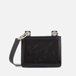 KENZO Women's Kanvas Small Cross Body Bag - Black