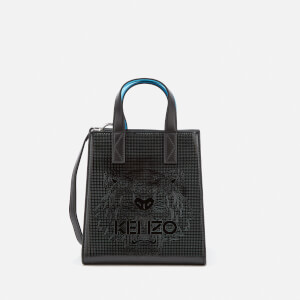 KENZO Women's Icons Horizontal Mini Tote Bag - Black