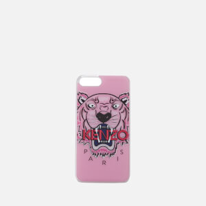 KENZO Women's iPhone Case - Faded Pink