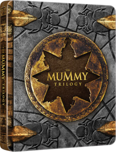 The Mummy Trilogy - Limited Edition Steelbook