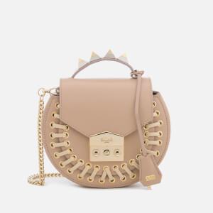 SALAR Women's Claire Pocket Bag - Cipria