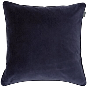 GANT Home Velvet Cushion - Yankee Blue