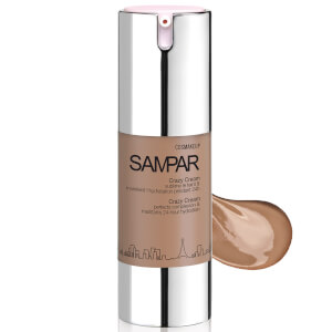 Crema con color Crazy de SAMPAR - Tan 30 ml