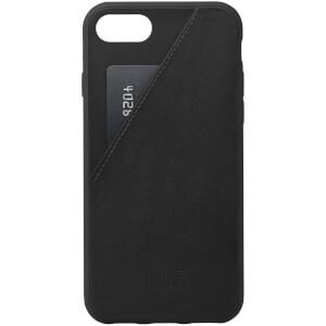 Native Union Clic Card iPhone 7 Case - Black