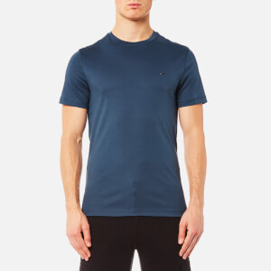 Michael Kors Men's Sleek MK Crew T-Shirt - Denim