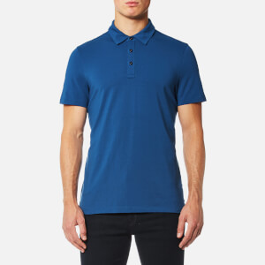 Michael Kors Men's Bryant Performance Polo Shirt - Marine Blue