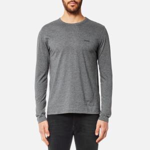 BOSS Green Men's Togn Long Sleeve T-Shirt - Medium Grey