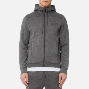 BOSS Green Men's Saggy Hoody - Medium Grey