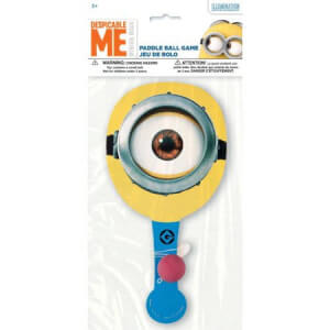 Despicable Me 3 Paddle Ball Game