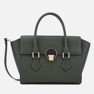 Vivienne Westwood Women's Opio Saffiano Medium Handbag - Green
