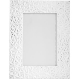 Fifty Five South Geo Photo Frame - White 5