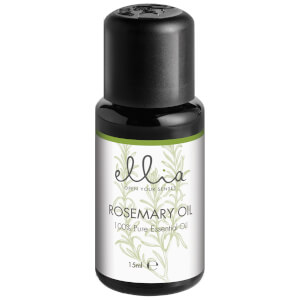 Ellia Aromatherapy Essential Oil Mix for Aroma Diffusers - Rosemary 15 ml