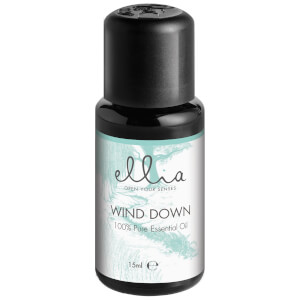 Ellia Aromatherapy mix di oli essenziali per diffusori di aromi - Wind Down 15 ml