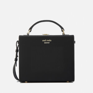 meli melo Women's Art Bag - Black