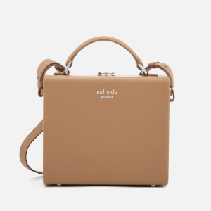 meli melo Women's Art Bag - Light Tan