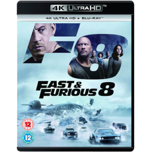 Fast & Furious 8 - 4K Ultra HD (Includes 2D Version)