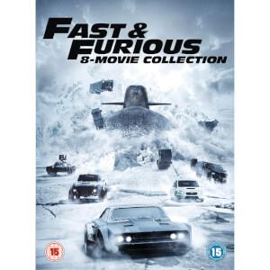 Fast & Furious 8-Film Collection (Includes Digital Download)