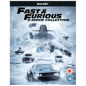 Fast & Furious 8-Film Collection