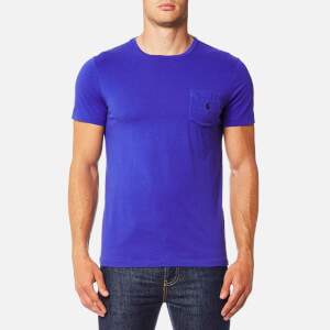 Polo Ralph Lauren Men's Pocket T-Shirt - Navy