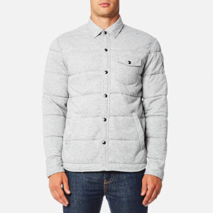 Polo Ralph Lauren Men's Padded Overshirt - Grey