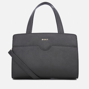 DKNY Women's Bryant Park Mini Satchel Bag - Black