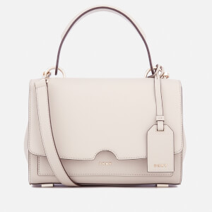 DKNY Women's Bryant Park Small Top Handle Satchel Bag - Blush Grey