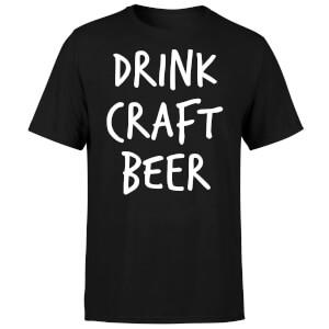 Drink Craft Beer Men's T-Shirt