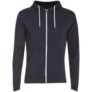 Advocate Men's Berkley Zip Through Hoody - Navy
