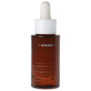 KORRES Natural Castanea Arcadia Wrinkle Rewind Serum 30ml