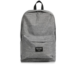 Sac à Dos Homme Jack & Jones Basic - Gris Chiné