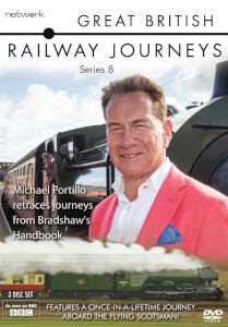 Great British Railway Journeys: The Complete Series 8