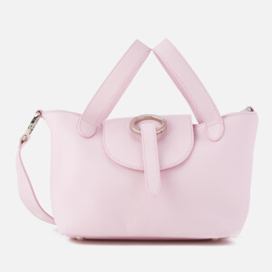 meli melo Women's Rose Thela Mini Tote Bag - Blush