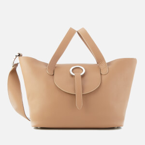 meli melo Women's Rose Thela Medium Tote Bag - Light Tan Floater