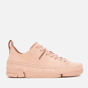 Clarks Originals Women's Trigenic Flex Shoes - Pink Nubuck