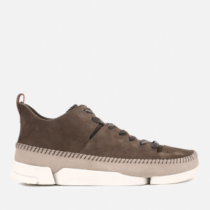 Clarks Originals Men's Trigenic Flex Shoes - Peat Nubuck