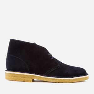 Clarks Originals Men's Desert Boots - Indigo Suede