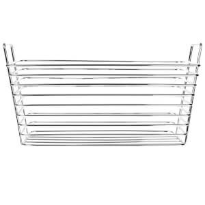 Fifty Five South Chrome Caddy with Handles