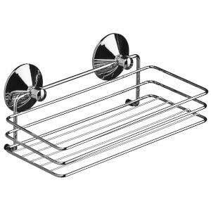 Fifty Five South Suction Fixing Caddy - Chrome Finish